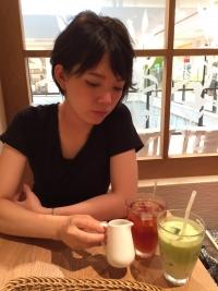 横田 彩子